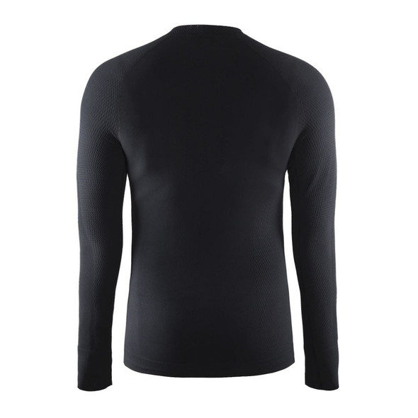 Craft Men's Warm Baselayer Crewneck - Back