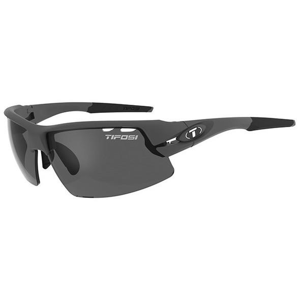 Tifosi Optics Crit Sunglasses with Smoke Polarized Fototec Lenses
