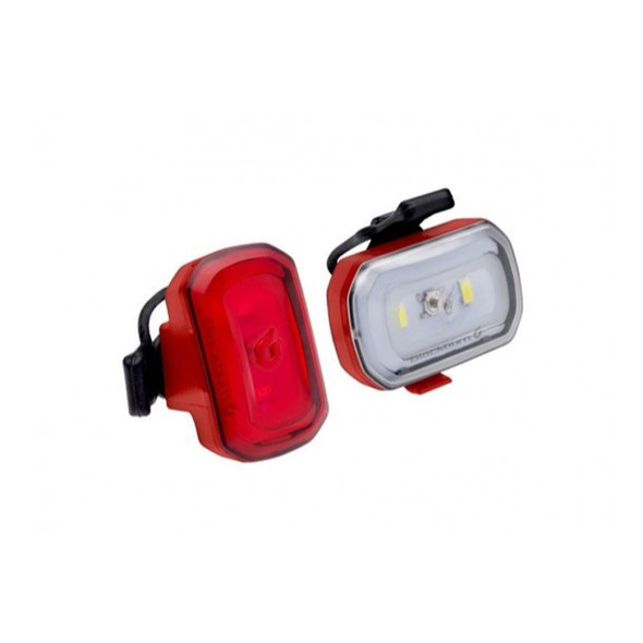 Blackburn Click USB Front + Rear Light Set