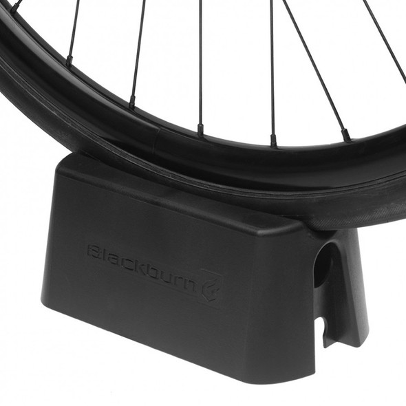 Blackburn Trainer Block Bike Leveler - With Wheel
