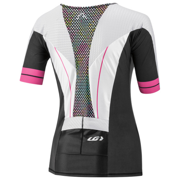 Louis Garneau Women's Course Vector Tri Jersey - Back
