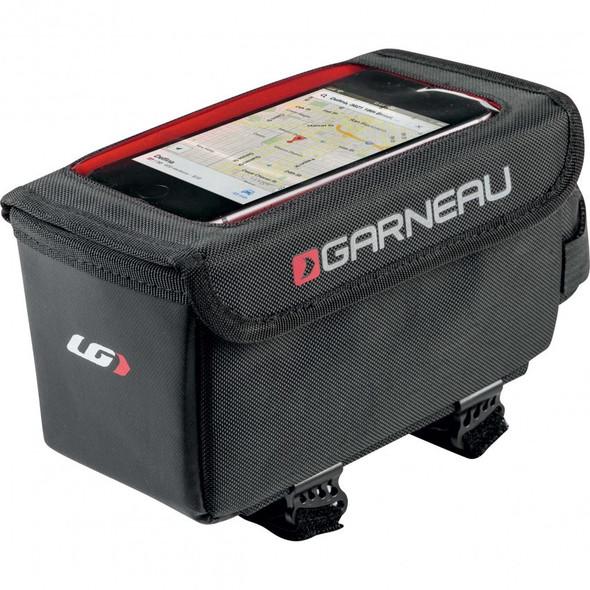 Louis Garneau Dashboard Top Tube Bag - With Device