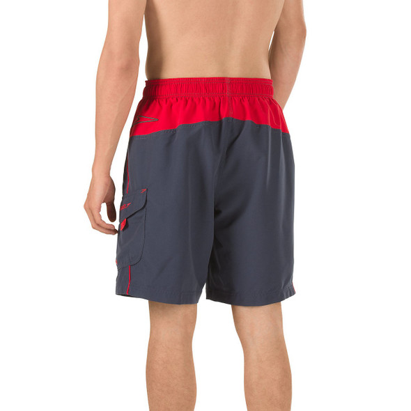 Speedo Men's Sport Volley Swim Trunk - Back