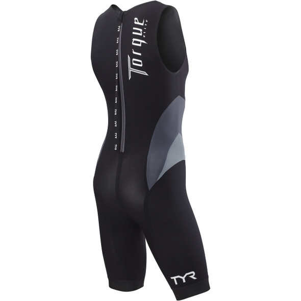 TYR Men's Torque Elite Swimskin - Back