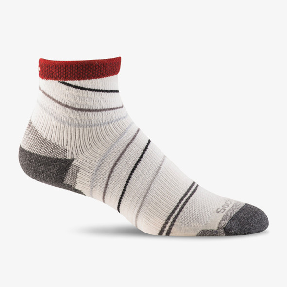 Sockwell Men's Pacer Quarter Stabilization Sock