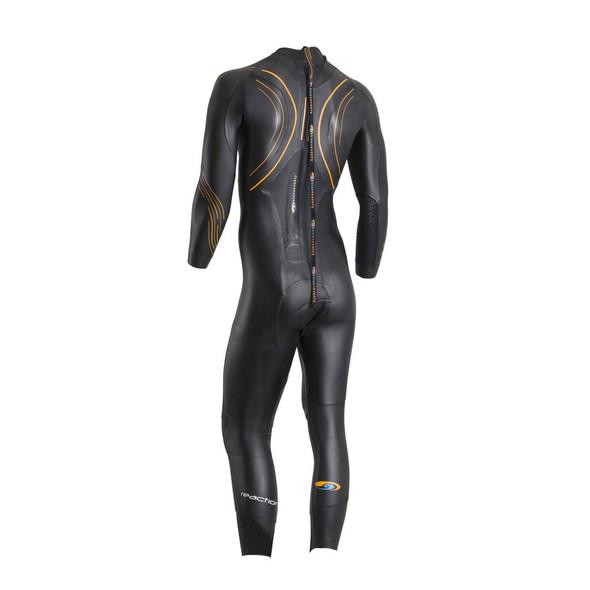Blue Seventy Men's Reaction Full Sleeve Wetsuit - Back