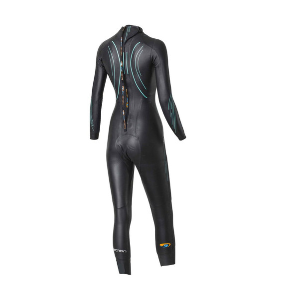 Blue Seventy Women's Reaction Full Sleeve Wetsuit - Back