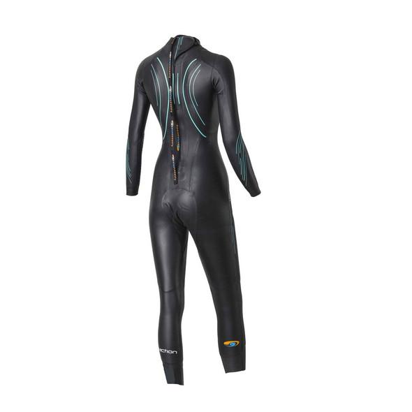 Blue Seventy Women's Reaction Full Sleeve Wetsuit - Back