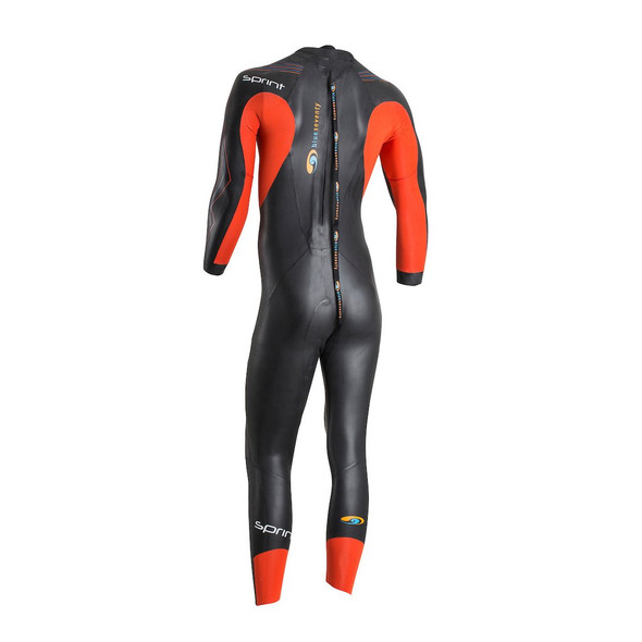 Blue Seventy Men's Sprint Wetsuit - Back