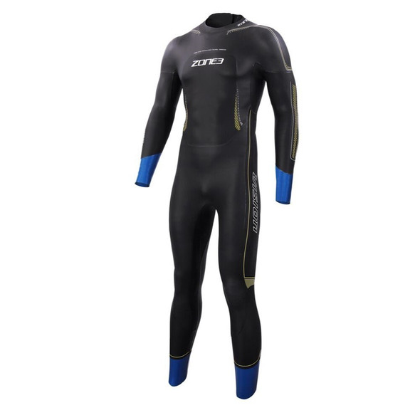 REPAIRED: Zone3 Men's Vision Wetsuit - 2019 - Size Large