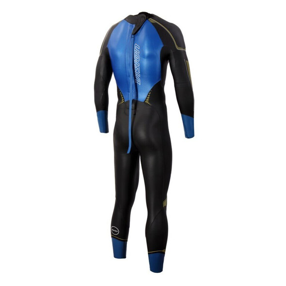 REPAIRED: Zone3 Men's Vision Wetsuit - 2019 - Size Large - Back