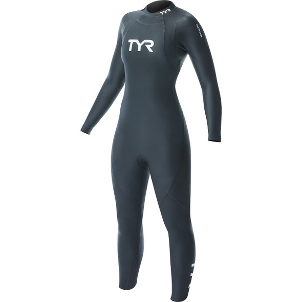 REPAIRED: TYR Women's Hurricane Cat-1 Wetsuit - 2020 - Size S/M