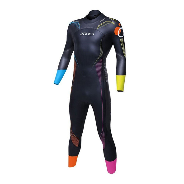 REPAIRED: Zone3 Men's Aspire Limited Edition Wetsuit - 2018 - Size MT