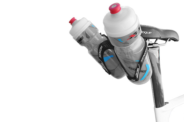 XLab Mini Wing 105 Rear Hydration System - With Bottles