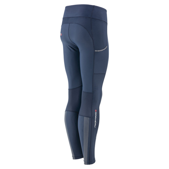 Louis Garneau Women's Optimum Mat Tights - Back