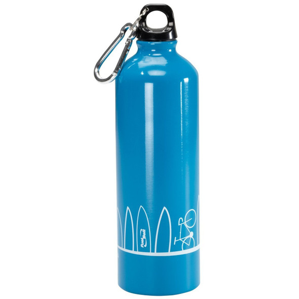 Fuel Belt Aluminum Bottle - Surf Blue