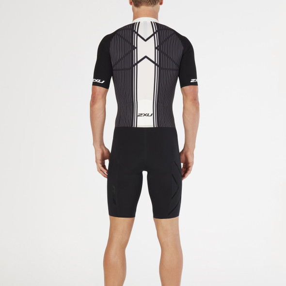 2XU Men's Project X Tri Suit - Back