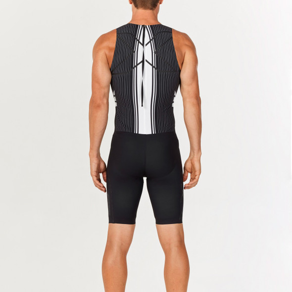 2XU Men's Project X Swim Skin - Back