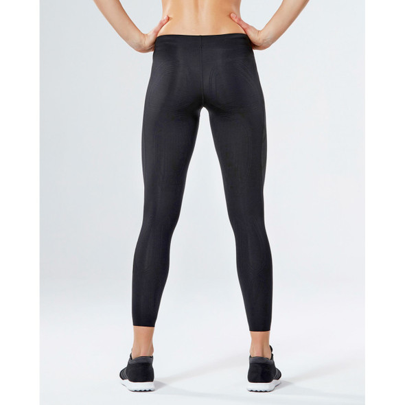 2XU Women's MCS Cross Training Compression Tights - Back