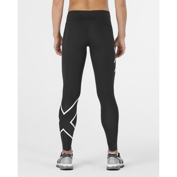 2XU Women's Ice-X Mid-Rise Compression Tight - Back