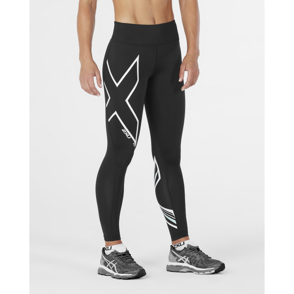 2XU Women's Ice-X Mid-Rise Compression Tight