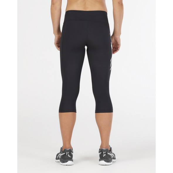 2XU Women's Ice-X Mid-Rise Compression 3/4 Tight - Back