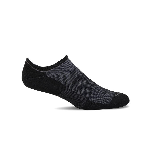 Sockwell Men's Covert Cushion Essential Micro Sock
