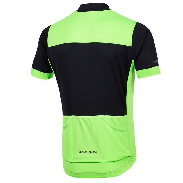 Pearl Izumi Men's Elite Escape Semi Form Fit Jersey - Back