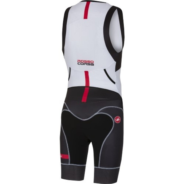 Castelli Men's Free Sanremo Sleeveless Tri Suit - Back