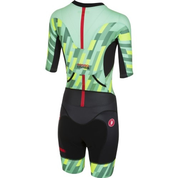 Castelli Women's All Out Speed Tri Suit - Back