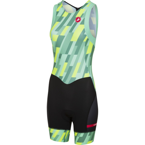 Castelli Women's Short Distance Tri Race Suit