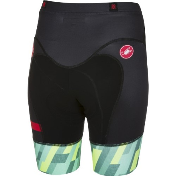 Castelli Women's Free Tri Short - Back