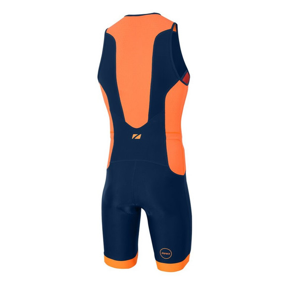 Zone3 Men's Aquaflo Plus Tri Suit - Back
