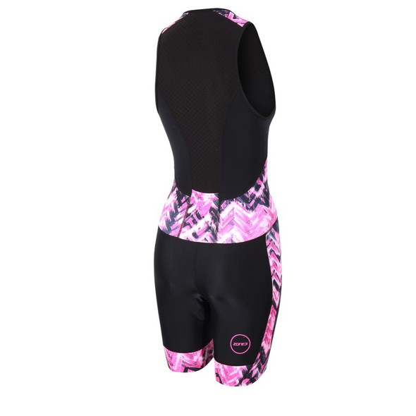 Zone3 Women's Activate Plus Tri Suit - Back