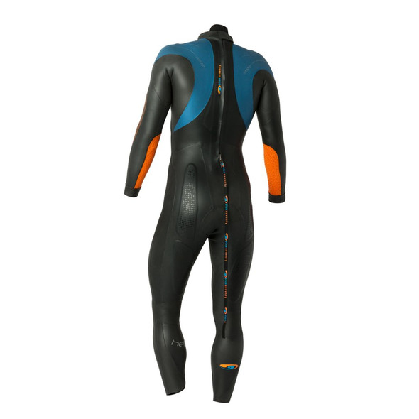 Blue Seventy Men's Helix Full Sleeve Wetsuit - Back