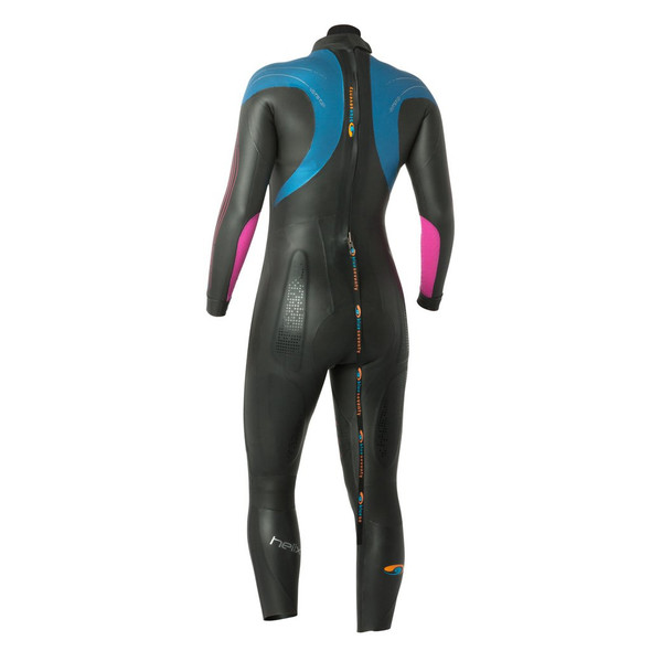 Blue Seventy Women's Helix Full Sleeve Wetsuit - Back