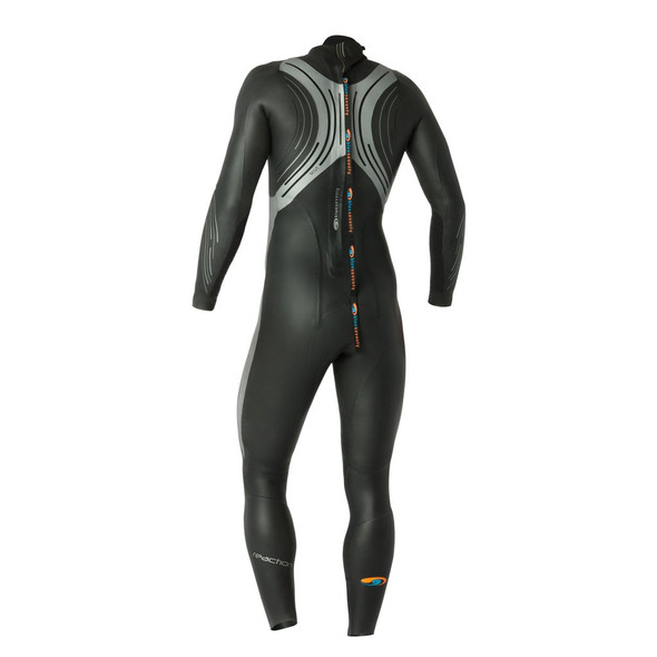 Blue Seventy Men's Thermal Reaction Full Sleeve Wetsuit - Back