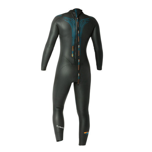 Blue Seventy Women's Fusion Full Sleeve Wetsuit - Back