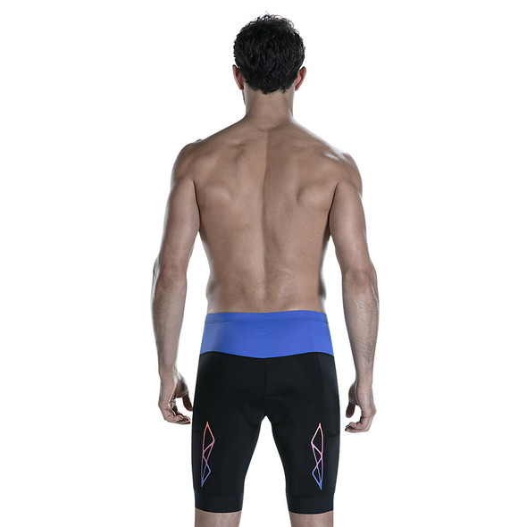 Speedo Men's Fastskin Xenon Tri Shorts - Back