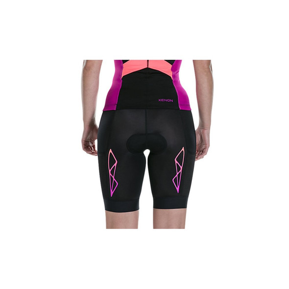 Speedo Women's Fastskin Xenon Tri Shorts - Back
