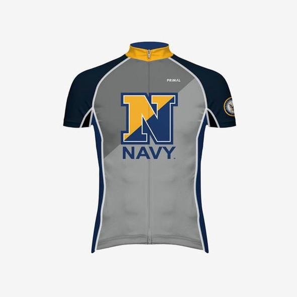 Primal Wear Men's US Navy Evo Cycling Jersey