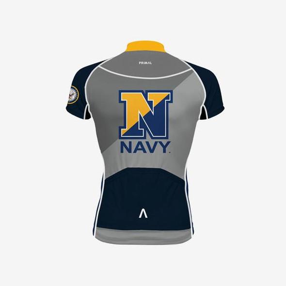 Primal Wear Men's US Navy Evo Cycling Jersey - Back