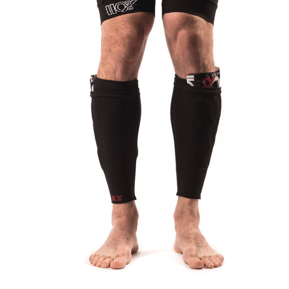110% Compression Double Life Calf Sleeve Pair + Ice Recovery - On