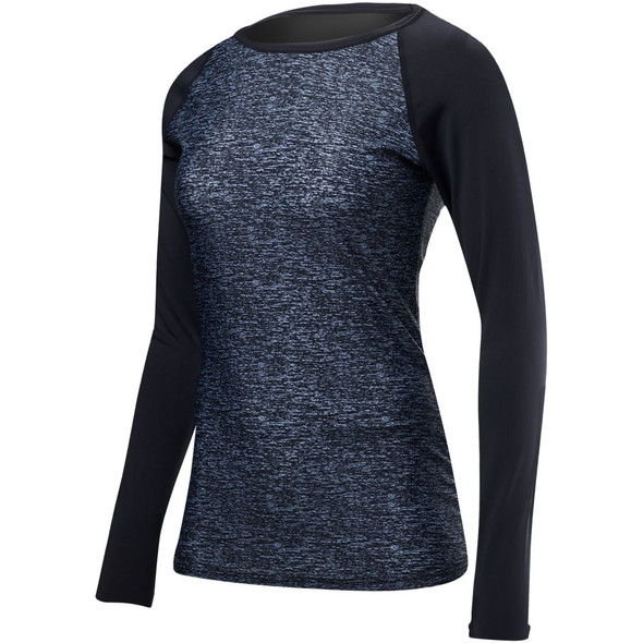 TYR Women's Mantra Belize Long Sleeve Rashguard