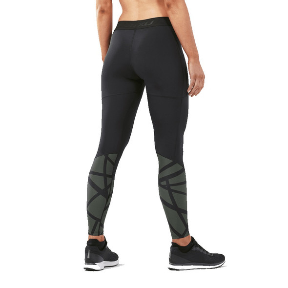2XU Women's Accelerate Compression Tight with Storage - Back
