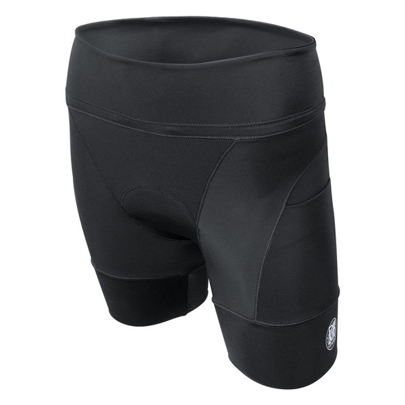 DeSoto Women's Riviera Tri Short - Black