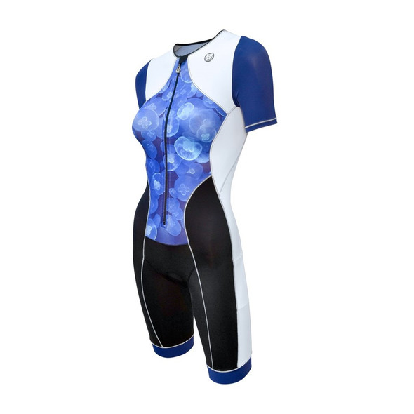 DeSoto Women's Short Sleeve Tri Suit