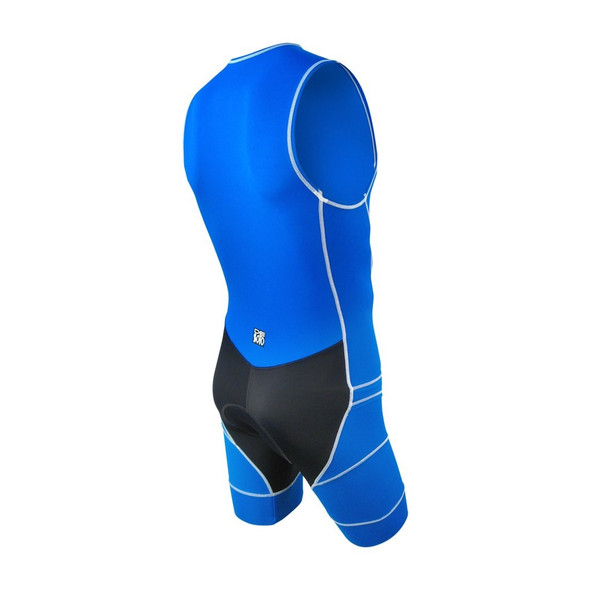 DeSoto Men's Mobius Tri Suit - Back