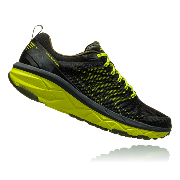 Hoka One One Men's Challenger ATR 5 Trail Shoe - Side