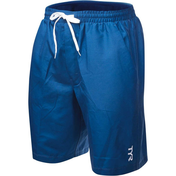 TYR Men's Solid Swell Swim Short